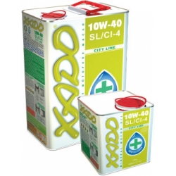 XADO Atomic Oil 10W-40 SL/CI-4 City Line