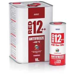 XADO Antifreeze Red 12 + + -40 ⁰ C