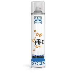 PTFE Slīdošanas laka (Sausā teflona izsmidzināma smērviela)