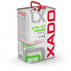 XADO Luxury Drive 10W-40 SYNTHETIC