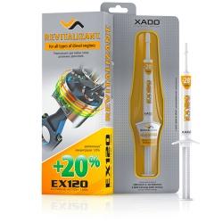 XADO EX120 REVITALIZANTS visu veidu dīzeļdzinējiem